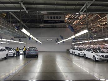 工程日期:2015年11月1日   工程名称:北京现代汽车有限公司三工厂